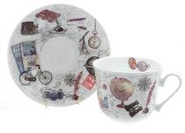 Из прошлого/Чайная пара для завтрака 500 мл - Roy Kirkham