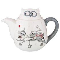 Чайник Заварочный Совята 1000 мл - Fujian Dehua Zhenfeng Ceramics