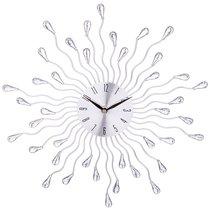 Часы Настенные 36x36x4 см Циферблат Диаметр 12 см - Guangzhou Weihong