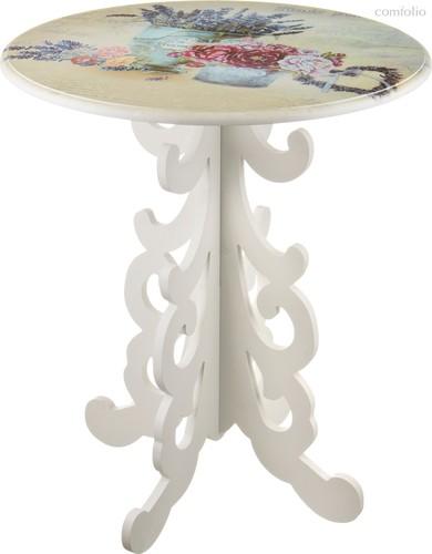 Столик Высота 71 см Диаметр 59 см - Fuzhou Baodeyou