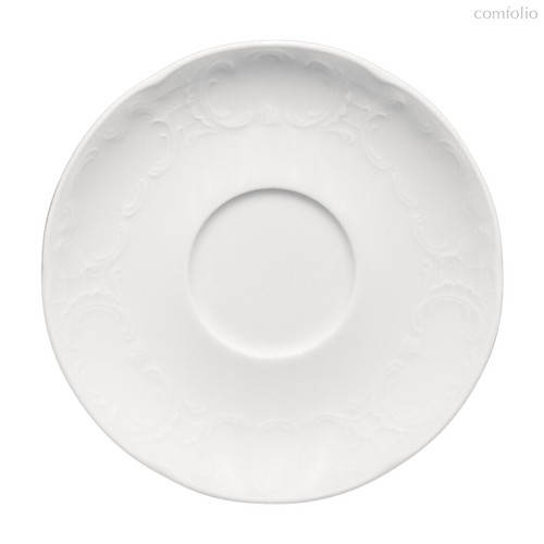 Блюдце круглое 16 см, для арт.575375/575318/575118/572926, Mozart - Bauscher