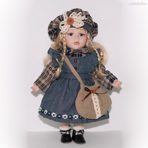 Кукла фарфоровая Фиона 30,5 см - Top Art Studio