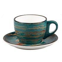 Кофейная пара серия Texture фарфор PL Proff Cuisine - P.L. Proff Cuisine