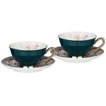 Чайный Набор Lefard На 2 Персоны 4 Пр. 220 мл Зеленый - Rongshengyuan