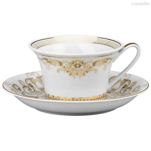 """Чашка чайная с блюдцем 220мл """"Медуза Гала"""" - Rosenthal"""