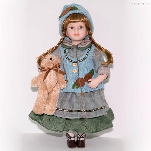 Кукла фарфоровая Мелисса 41 см - Top Art Studio