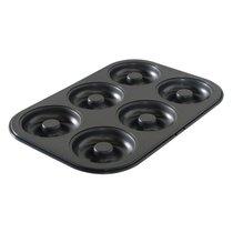 Форма для выпечки 6 пончиков Nordic Ware 31х22см, антипригарная, сталь - Nordic Ware