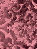 Наволочка Н-5050/003-pvm Венеция 50х50 однотонная с тиснением микрофибра AlViTek - АльВиТек