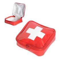 Сумка для лекарств Cross, цвет красный - Balvi