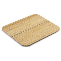 Доска разделочная Chop2Pot бамбук маленькая - Joseph Joseph