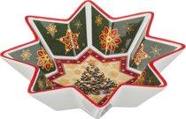 Салатник Christmas Collection Диаметр 26 см - Jinding