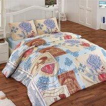 Постельное белье Ranforce Epistel, размер 1.5-спальный - Altinbasak Tekstil