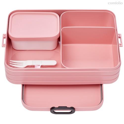Ланч-бокс со съемными контейнерами Mepal 1,5л (розовый) - Mepal