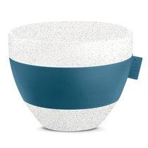 Чашка с термоэффектом AROMA M Organic 270 мл синяя - Koziol