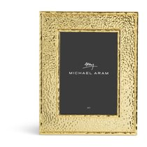 "Рамка для фото Michael Aram ""Текстура"" 19х24см (золотист.) - Michael Aram"