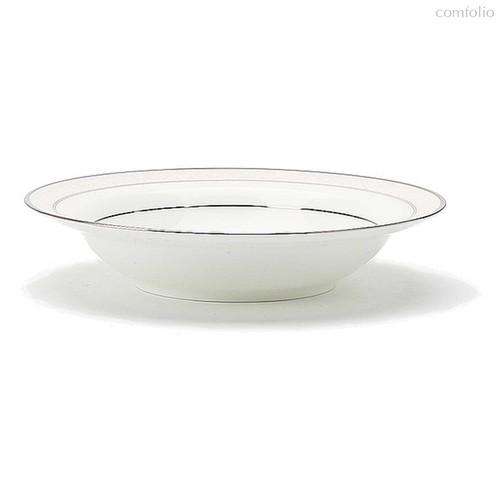 """Чаша для десерта 15,5см """"Монтвейл, платиновый кант"""" - Noritake"""