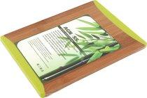 Доска Разделочная Agness 27x20x1 см Бамбук - Nanlin industries