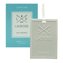 Карточка ароматическая Lacrosse Дикий водопад - Ambientair