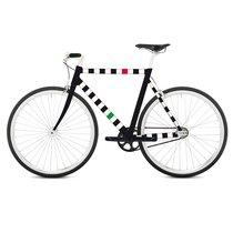 Наклейка на раму велосипеда Remember, Racing - Remember
