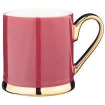 Кружка Lefard Solid Color 350 мл Бордо - Taiyu Porcelain