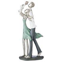 Статуэтка Семья 16,5 8 35,5 См. Серия Фьюжн - Ocean Art