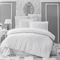 Постельное белье Karna Perla, бамбук, цвет белый, 2-спальный - Karna (Bilge Tekstil)