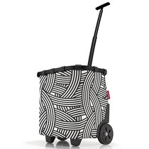 Сумка-тележка Carrycruiser zebra - Reisenthel