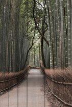 Бамбуковый лес 60х90 см, 60x90 см - Dom Korleone