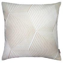 """Чехол для декоративной подушки """"Гретта"""", P702-1835/1, 43х43 см, цвет бежевый, 43x43 - Altali"""