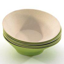Набор 6пр мисок сервировочных 16см 0,5л CooknCo, цвет зеленый - BergHOFF