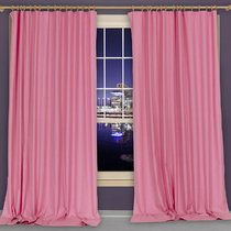 "Штора ""Rose"", 170х270 см, P26-Z218/1, цвет розовый, 170x270 - Altali"