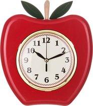 Часы Настенные Кварцевые Fruit 21X23, 5X4, 5 смДиаметр Циферблата 12 см - Arts & Crafts