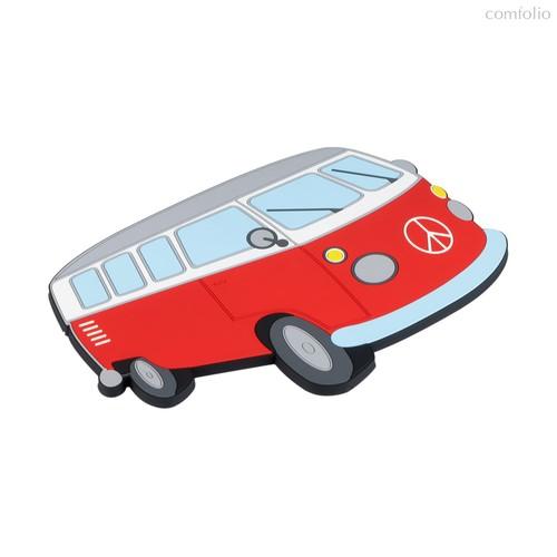 Подставка под горячее Van магнитная, цвет красный - Balvi