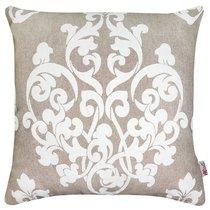 """Чехол для декоративной подушки """"Флоренция"""", P702-8759/2, 43х43 см, цвет бежевый, 43x43 - Altali"""