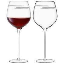 Набор из 2 бокалов для красного вина Signature Verso 750 мл - LSA International