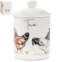 Курочки Емкость для чая - Lesser & Pavey