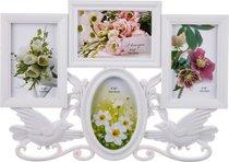 Фоторамка-Коллаж 43x31x2 см На 4 Фото 10x15/15x10 см - Polite Crafts&Gifts