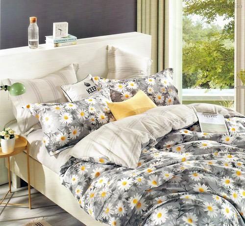 Постельное белье Karna Delux Bahar, размер 1.5-спальный - Karna (Bilge Tekstil)