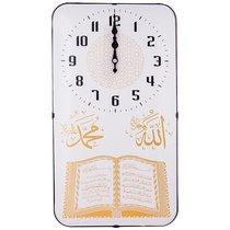 Часы Настенные Кварцевые 25,5x47 см Диаметр Циферблата 24,5x46,1 см