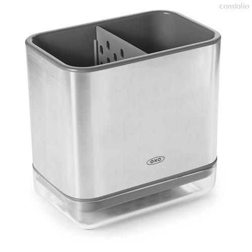 Органайзер для раковины OXO с разделителем и поддоном для воды - Oxo