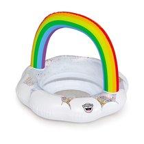 Круг надувной детский Rainbow - BigMouth