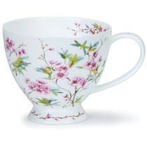 """Чашка чайная Dunoon """"Цветение сакуры.Макино"""" 450мл - Dunoon"""