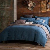 КПБ MO-33, цвет синий, 2-спальный - Valtery