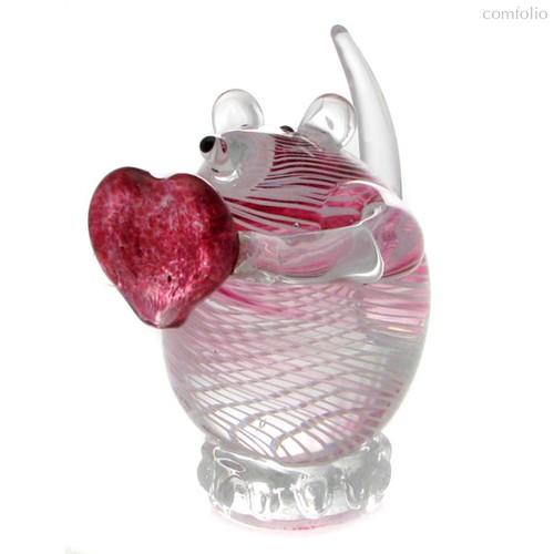 Фигурка Навсегда в моем сердце 14*13 см - Top Art Studio