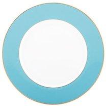 """Тарелка подстановочная Lenox """"Маркеса"""" 30см (голубая), цвет голубой, 30 см - Lenox"""