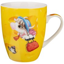Кружка Коровки 400мл - Shunxiang Porcelain