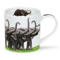 """Кружка Dunoon """"Эффектные слоны.Оркни"""" 350мл - Dunoon"""