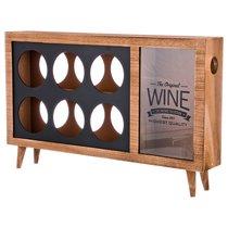 Подставка Под Бутылку И Копилка Для Пробок Wine 48x8x28 см Без Упаковки - Polite Crafts&Gifts