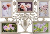 Фоторамка-Коллаж 47x33x2 см На 5 Фото 15x10/10x15 см - Polite Crafts&Gifts