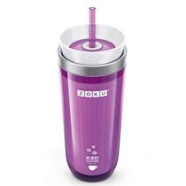 Стакан для охлаждения напитков Iced Coffee Maker фиолетовый - Zoku